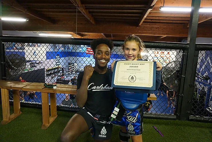 Muay Thai 101 With Head Coach Xavier Barker